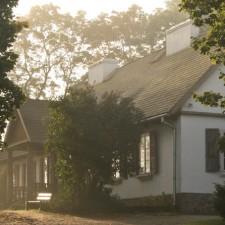 Przebudowa i remont zabytkowego dworu na terenie Muzeum Wsi Mazowieckiej w Sierpcu